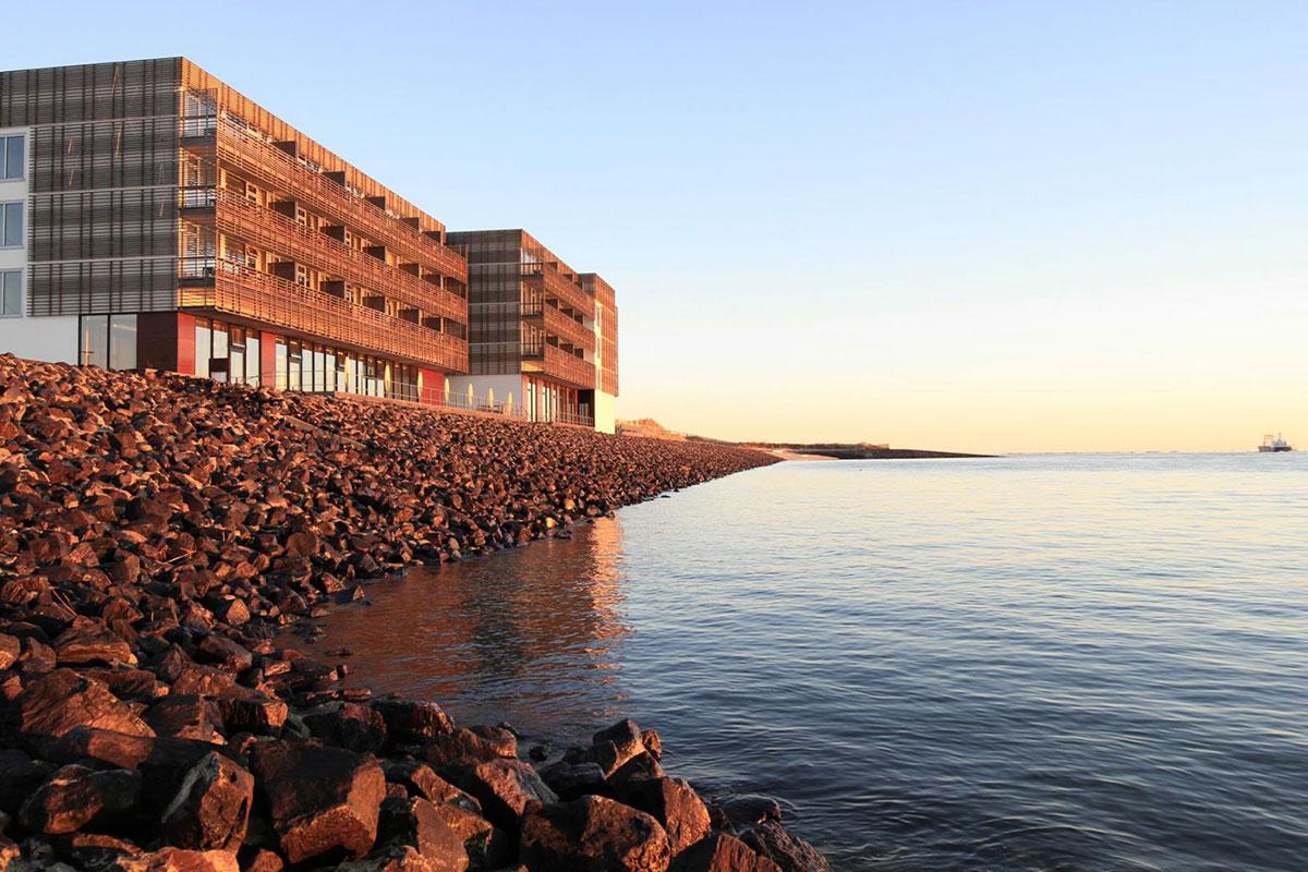 Das Hotel Budersand aus Sylt – ein Traum am Wasser