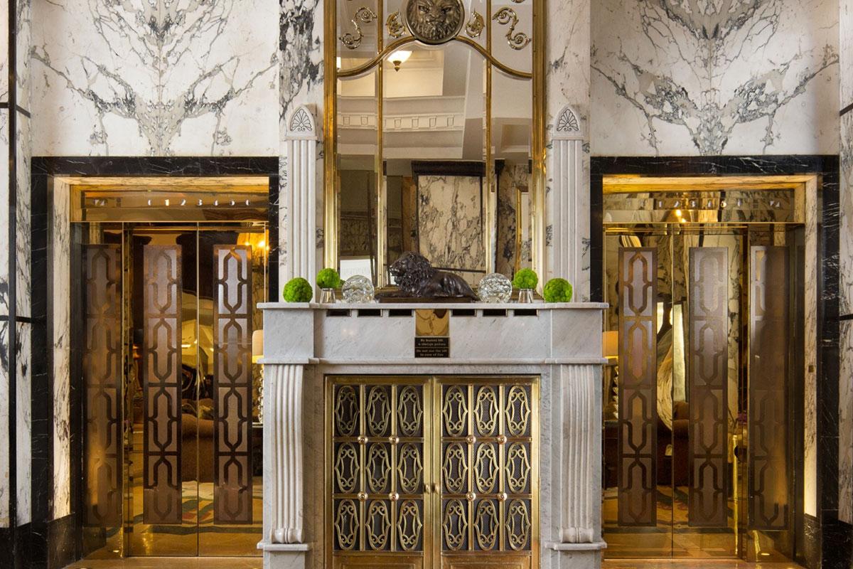 Hotel Esplanade Zagreb. Luxusreisen
