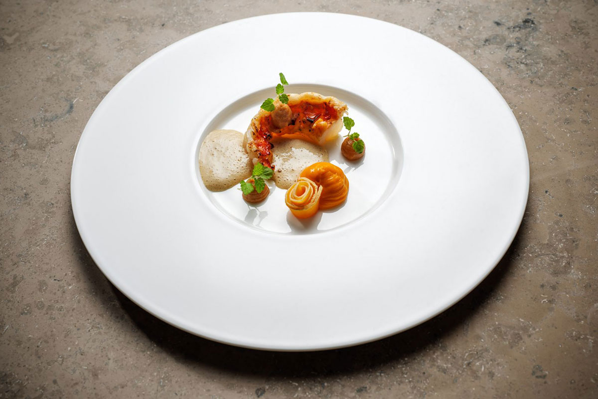 Edles Dinner im Restaurant KAI3. Luxusreisen