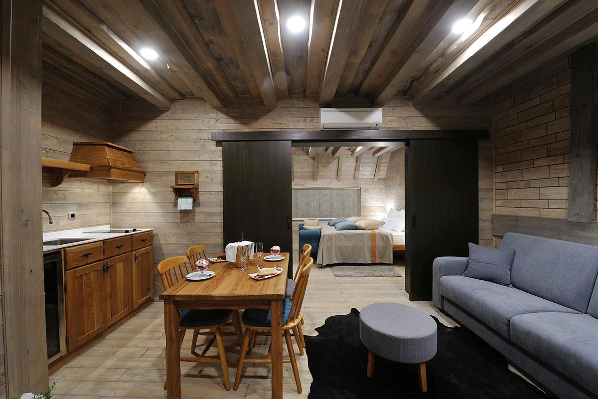 Plitvice Ethno House. Luxusreise