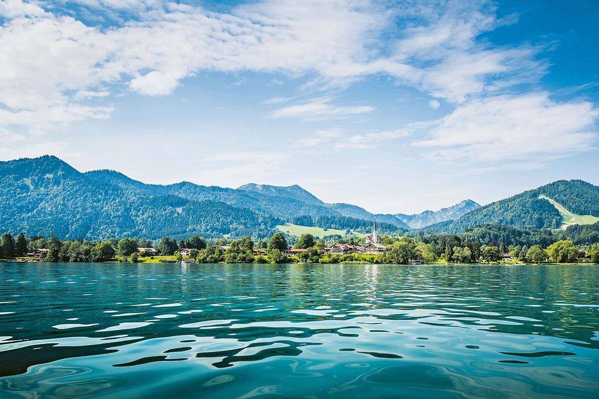 Golfreisen Deutschland. Hotel Bachmair Weissach SPA & Resort. Luxusreisen
