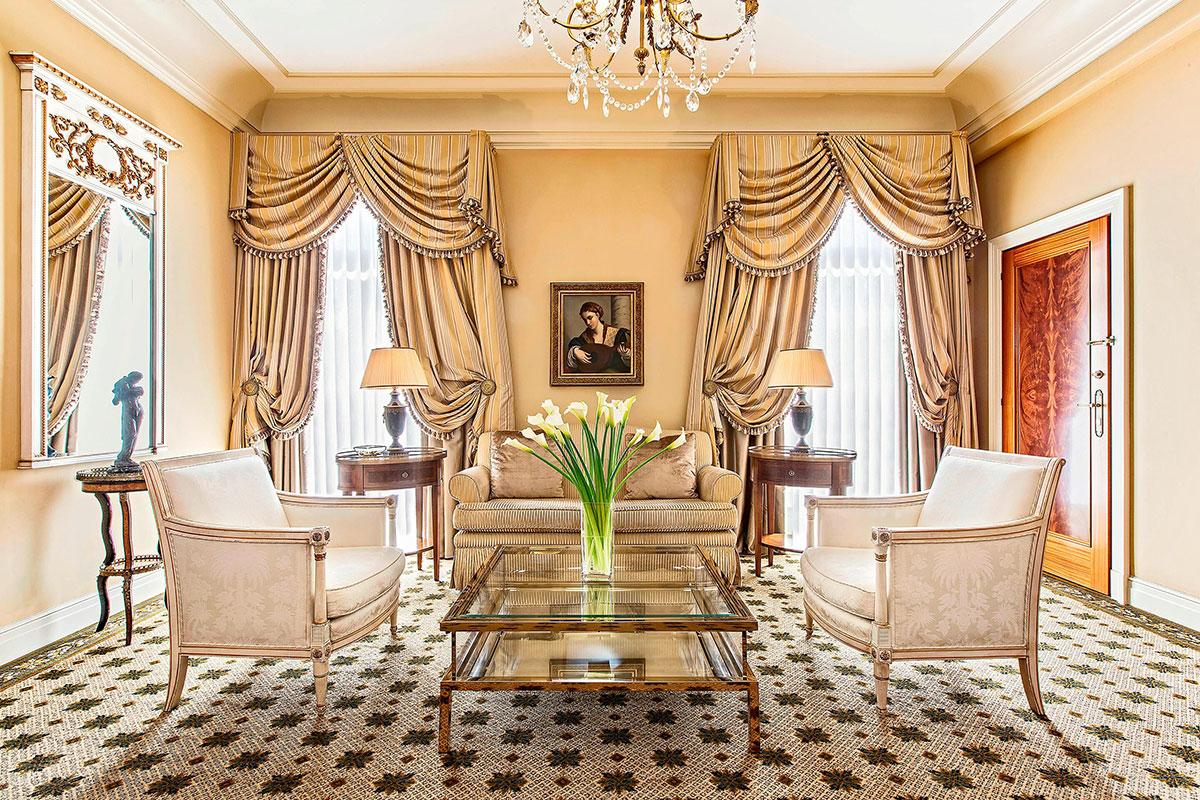 Marriott Hotel Grande Bretagne Athen. Luxusreisen