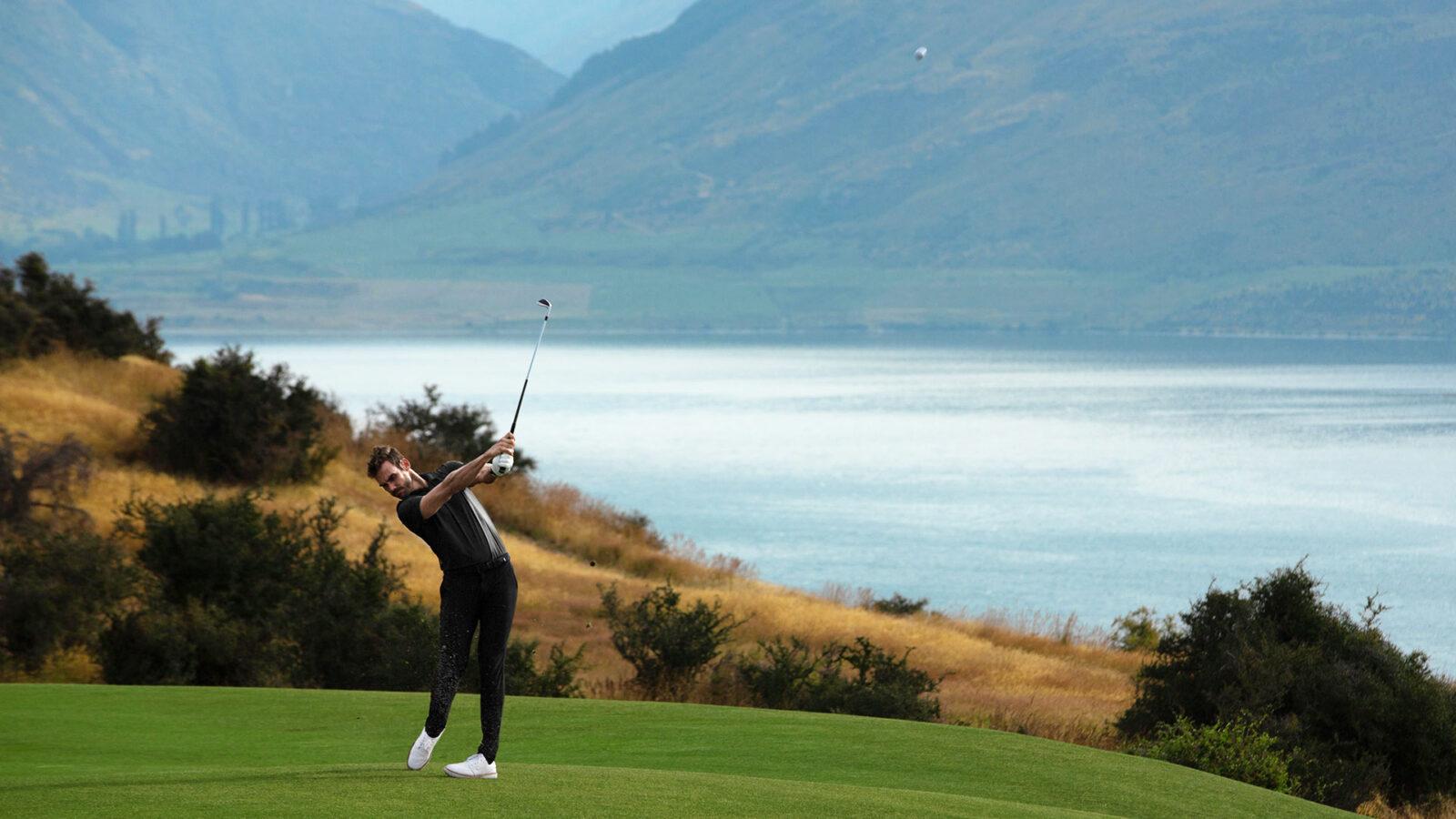 Die neue Golfuhr von TAG Heuer. Luxusreisen