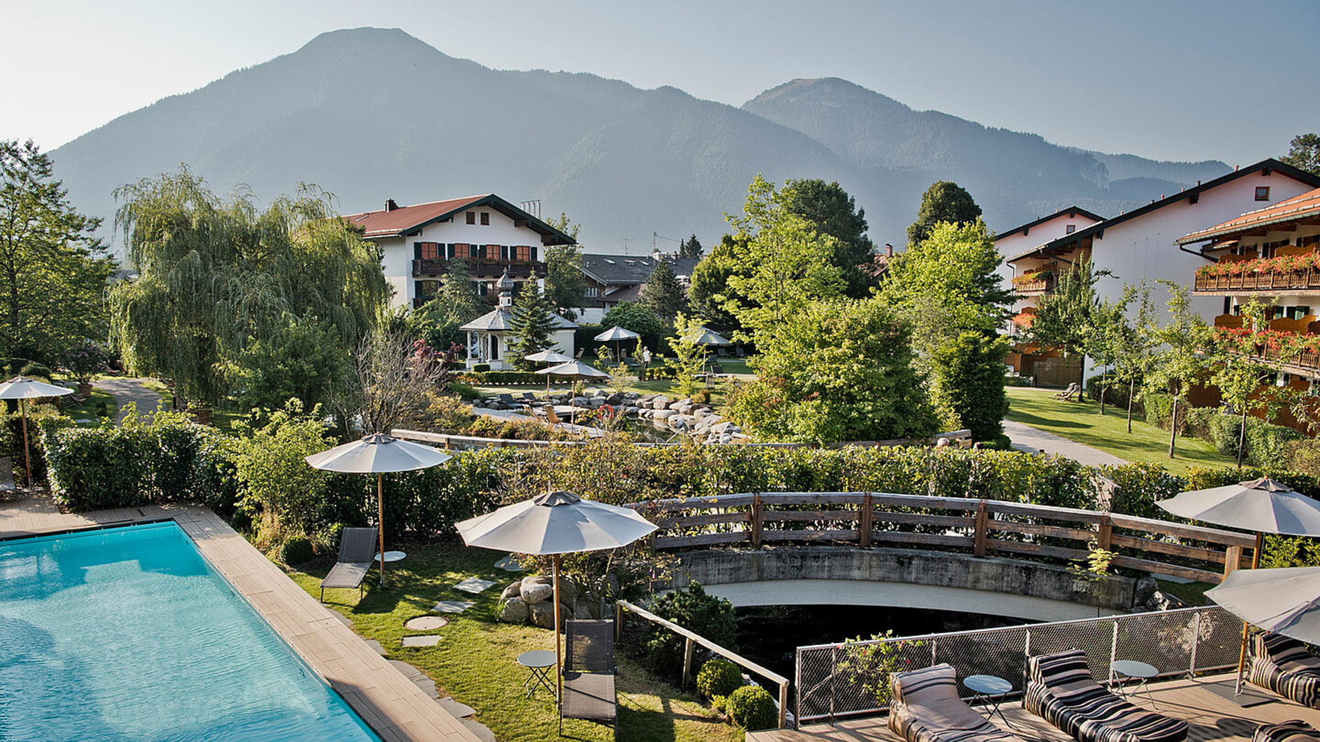 Hotel Bachmair Weissach SPA & Resort. Luxusreisen
