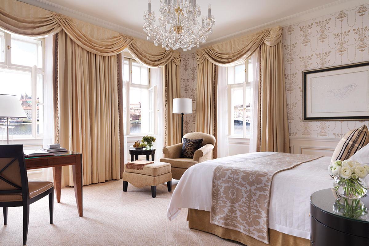 Four Seasons Hotel Prag. Luxusreisen