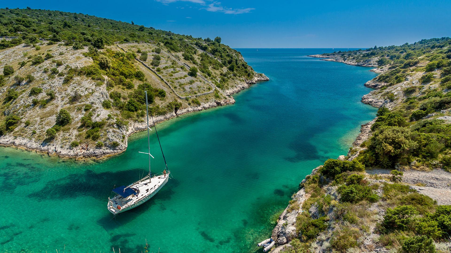 Kroatien. Luxusreise