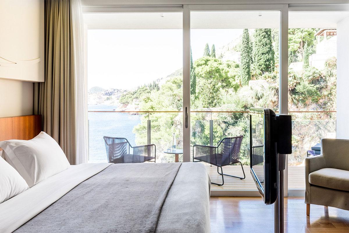 Hotel Villa Dubrovnik. Luxusreisen