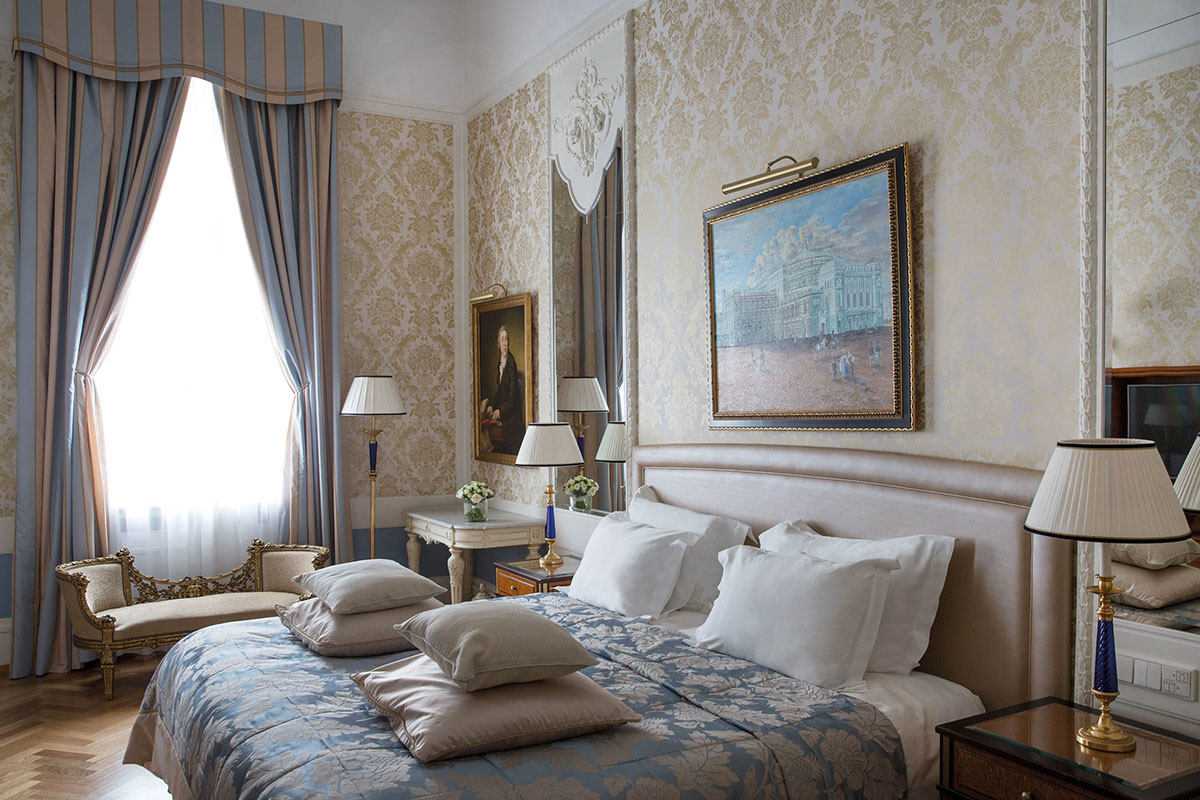 Belmond Grand Hotel Europe. Luxusreisen