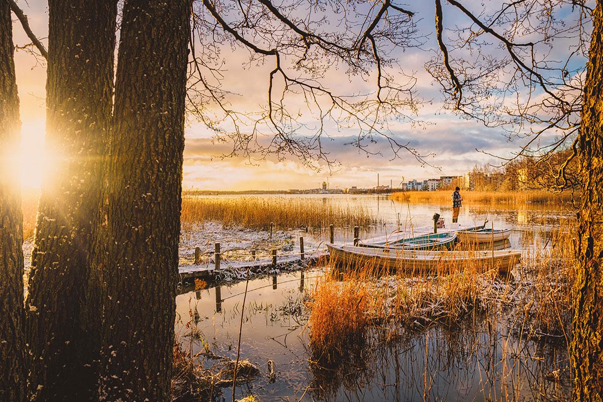 Helsniki. Luxusreise