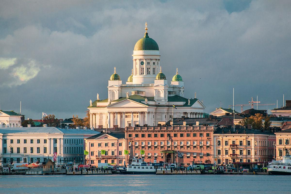 Helsniki. Luxusreisen