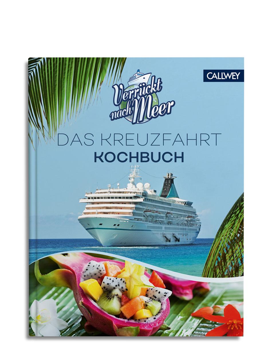 Kreuzfahrtschiff Kochbuch. Luxusreisen