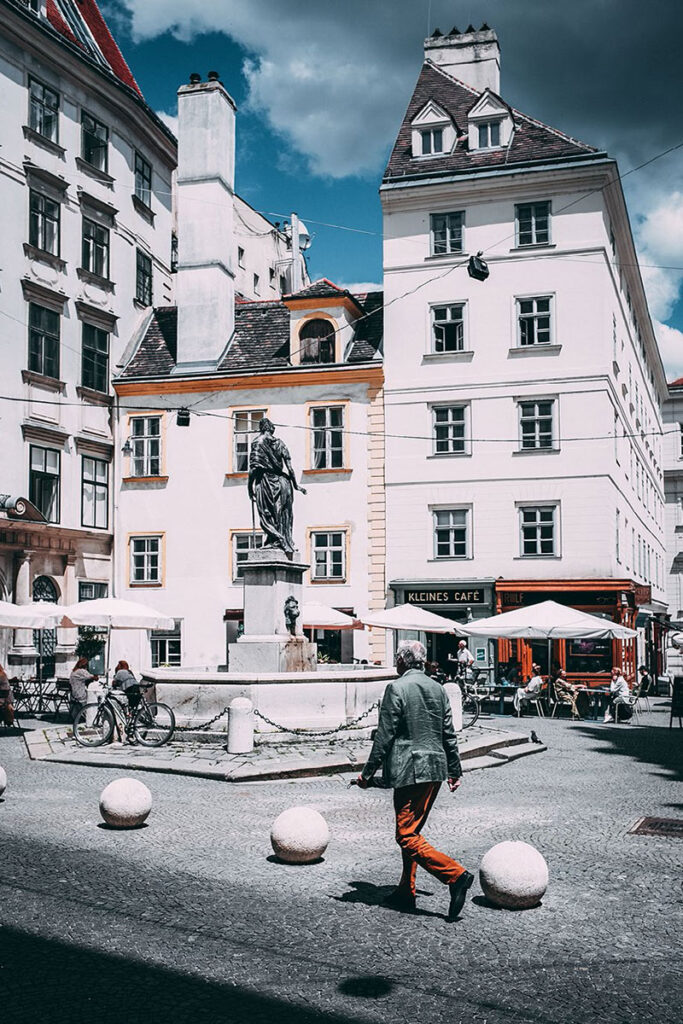NENI Wien. Luxusreise