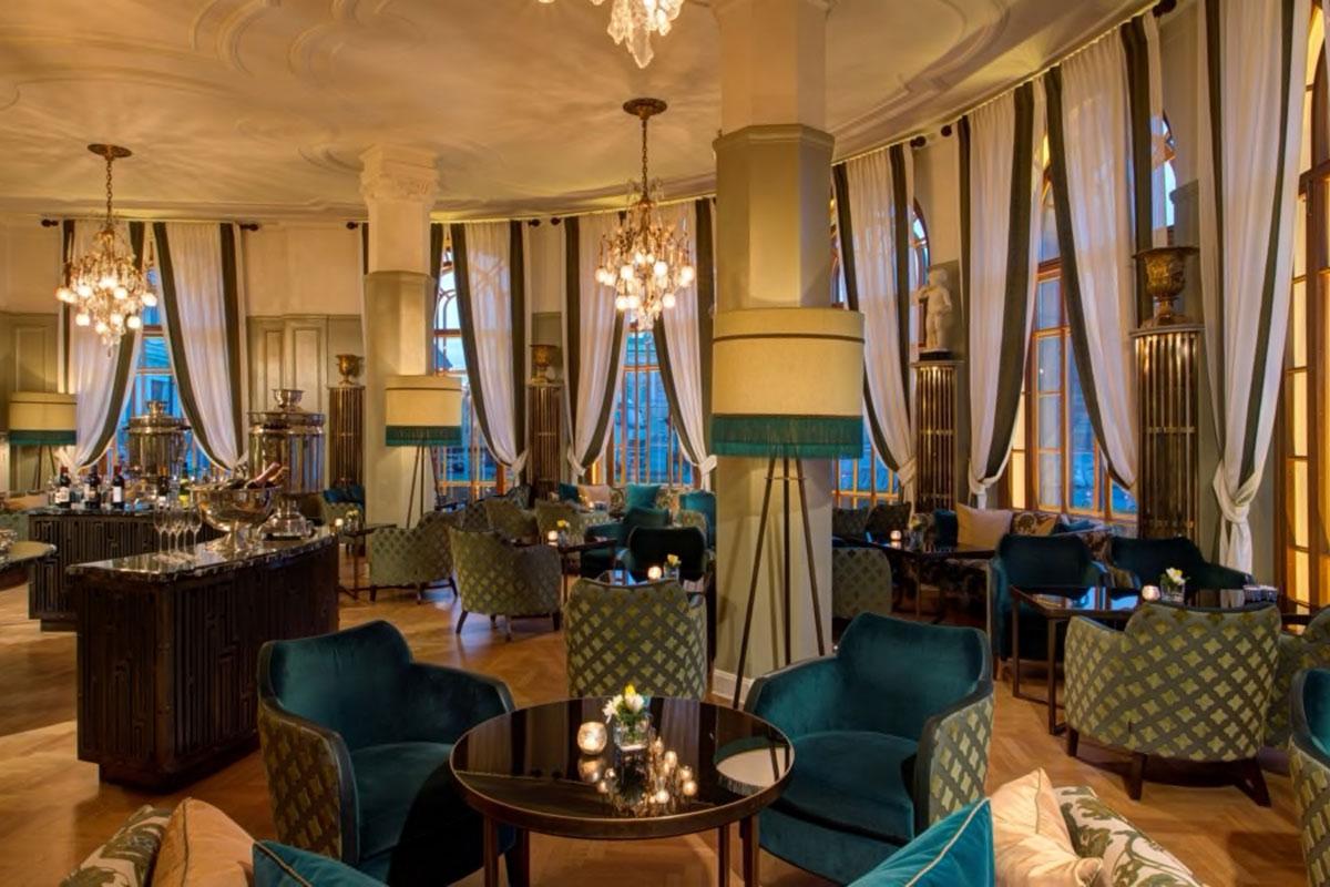 Rocco Forte Hotel Astoria. Luxusreisen