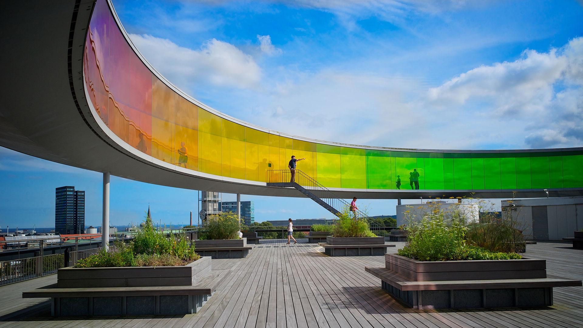 Aarhus. Luxusreisen