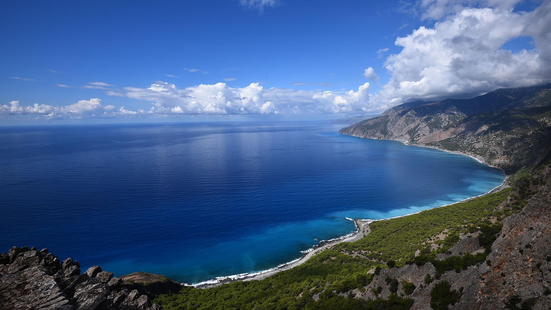 Kreta. Luxusreisen