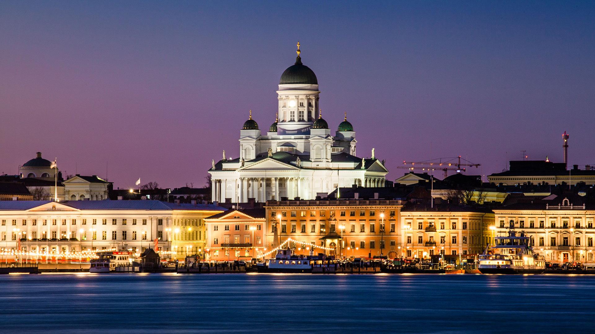 Helsinki. Luxusreisen