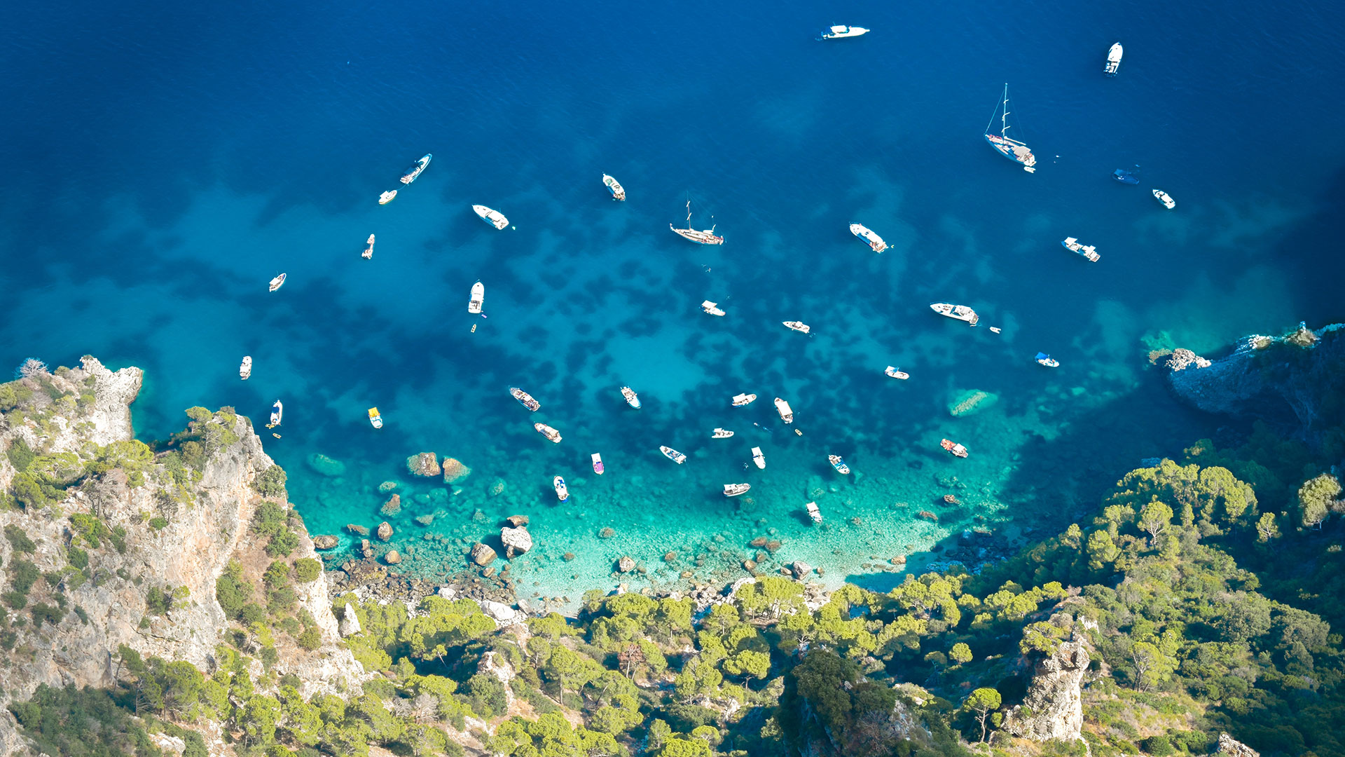 Luxusreisen Capri Italien