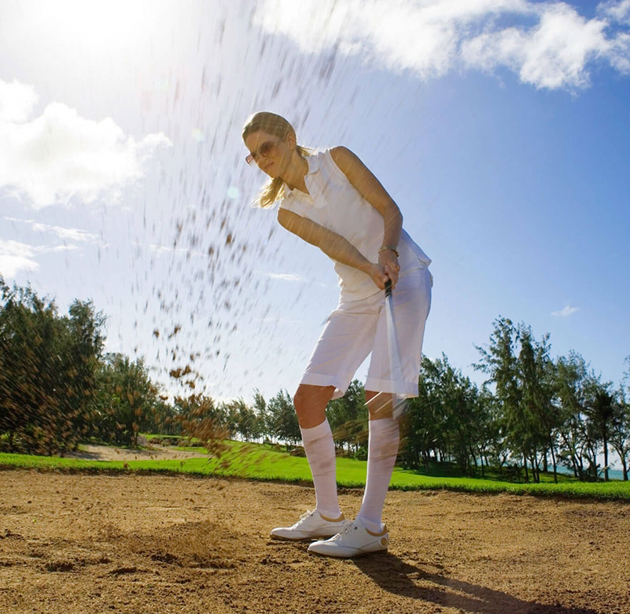 Luxusreisen Golf