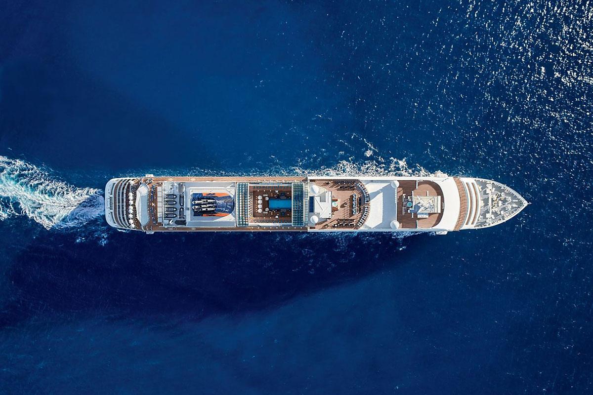 MS Europa 2: Luxus pur. Luxusreisen