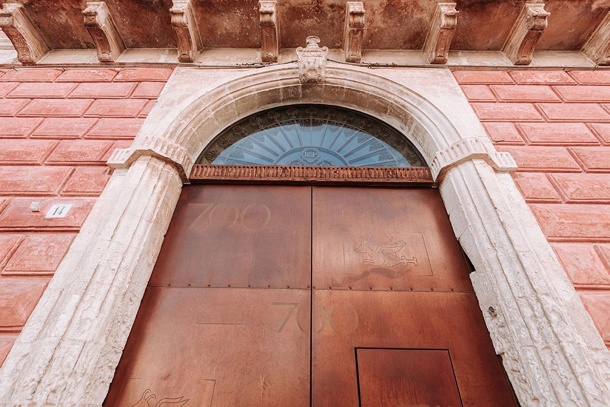 Palazzo Rosso. Luxusreisen