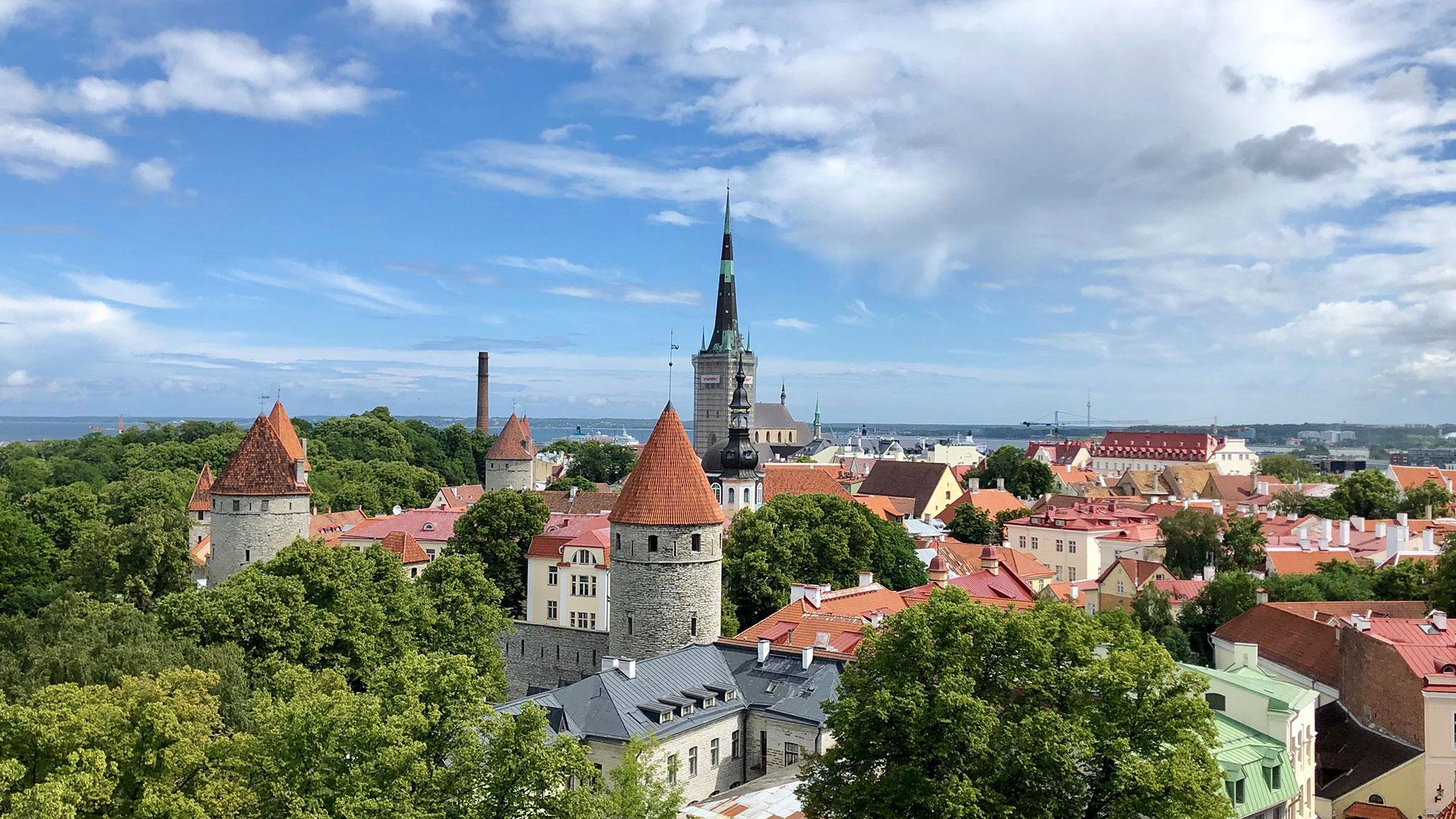 Tallinn. Luxusreisen