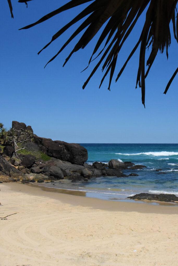 Coloured Sands Beach. Luxusreisen