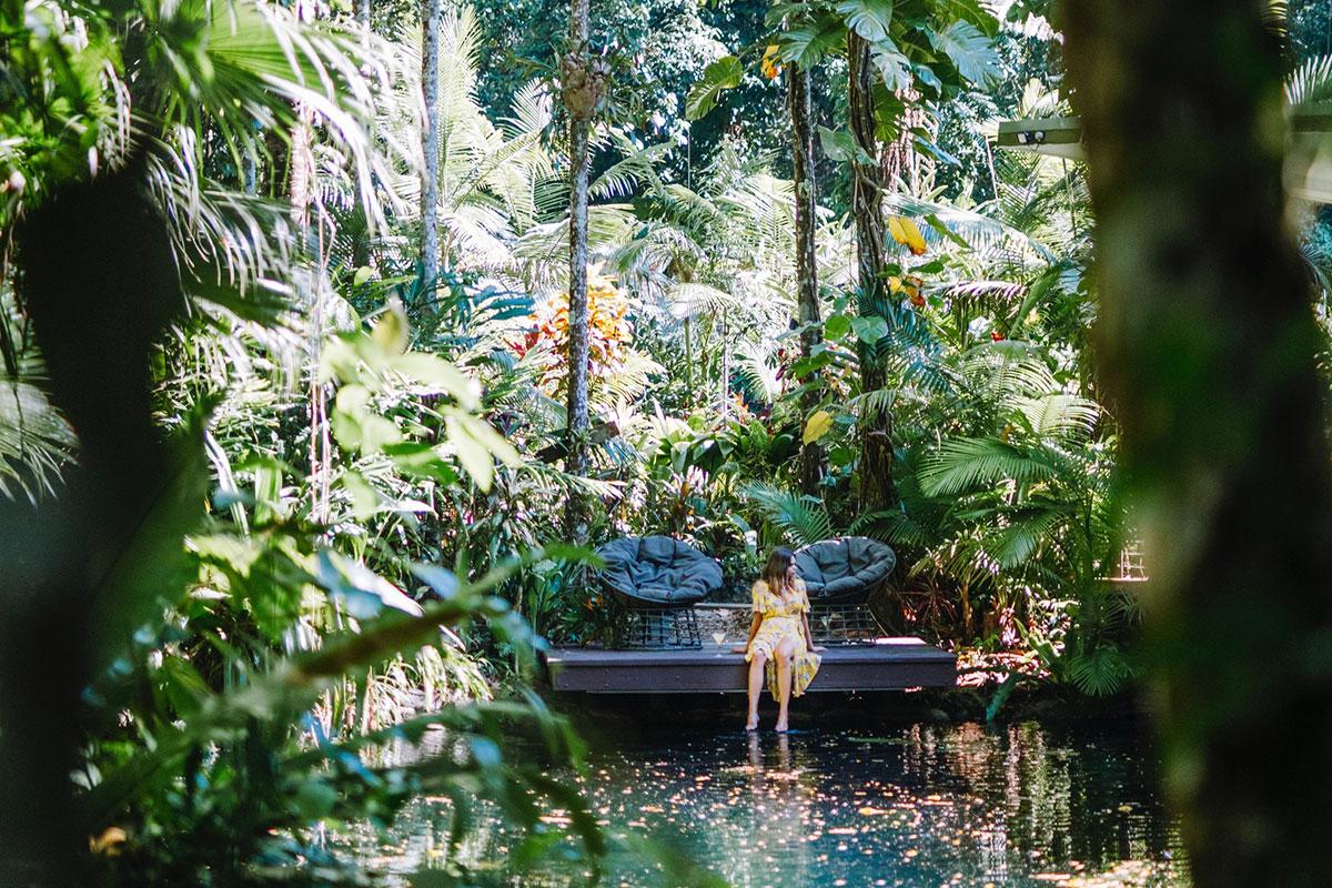 Daintree Eco Lodge. Luxusreisen