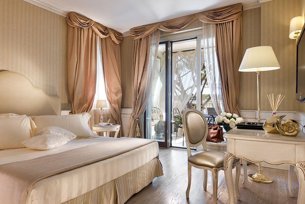 Hotel Imperiale Forte dei Marmi. Luxusreisen