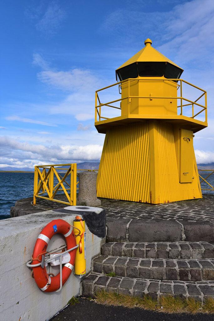 Island. Luxusreise