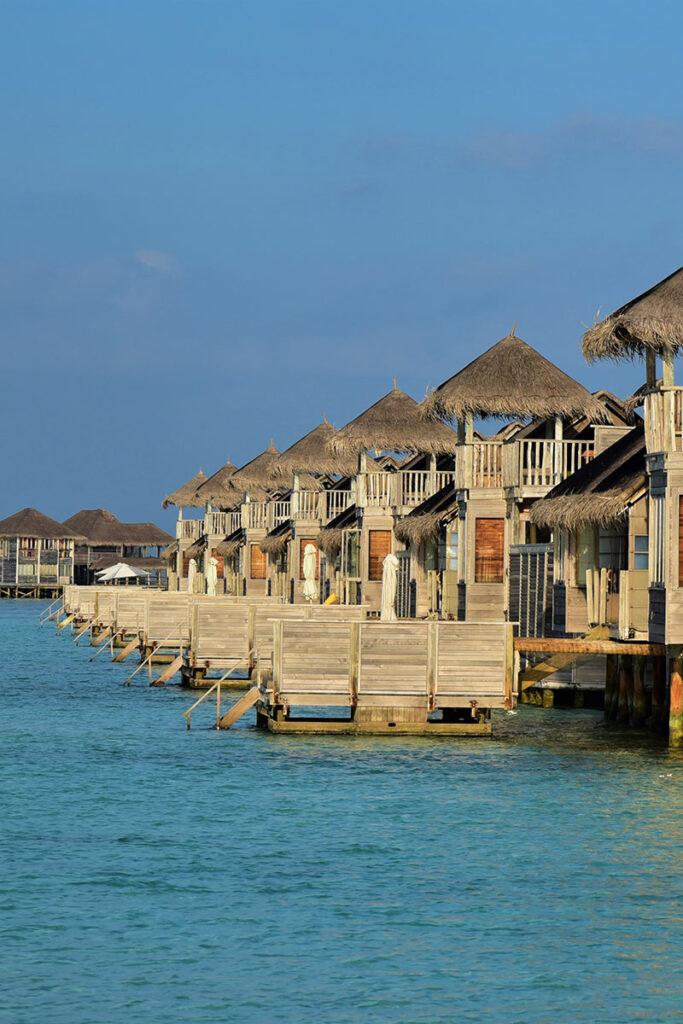 Malediven nachhaltig. Luxusreisen
