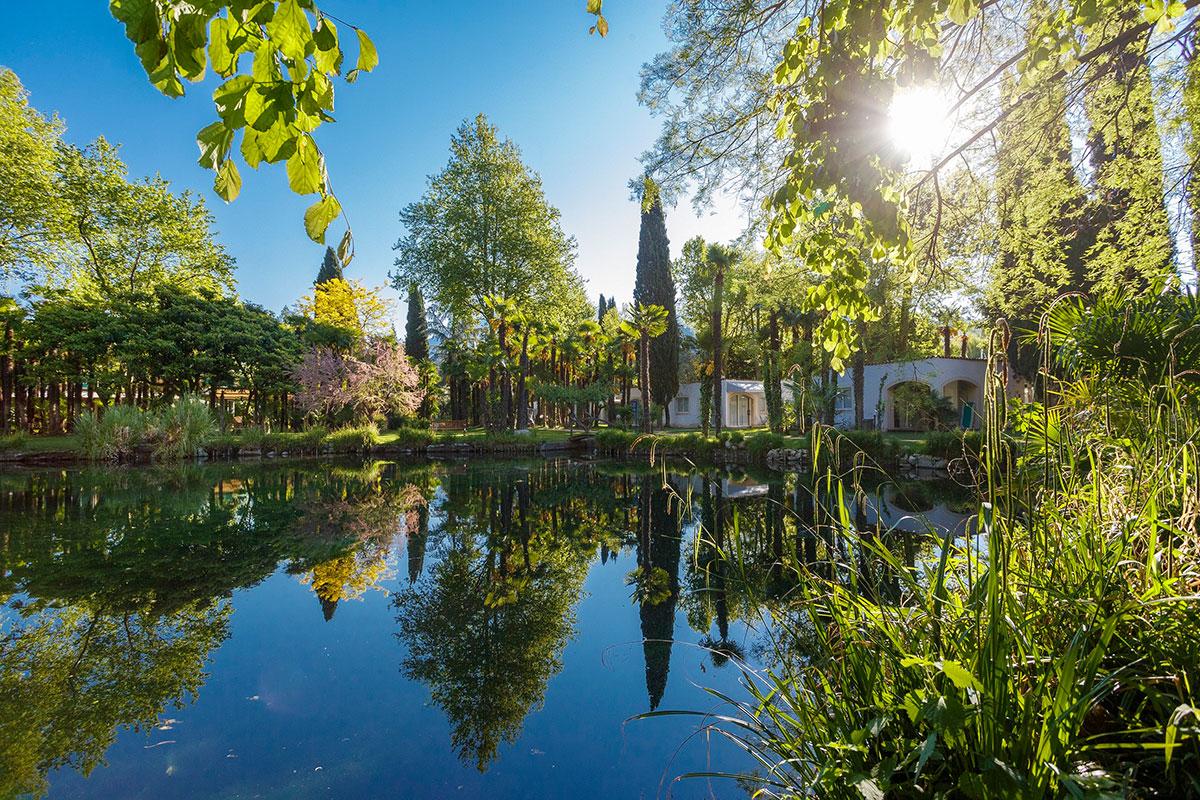 Hotel Du Parc et Du Lac. Luxusreisen