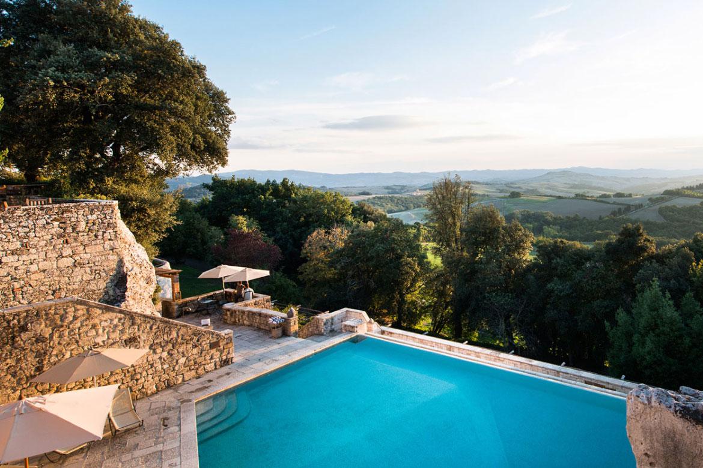 Borgo Pignano. Luxusreisen