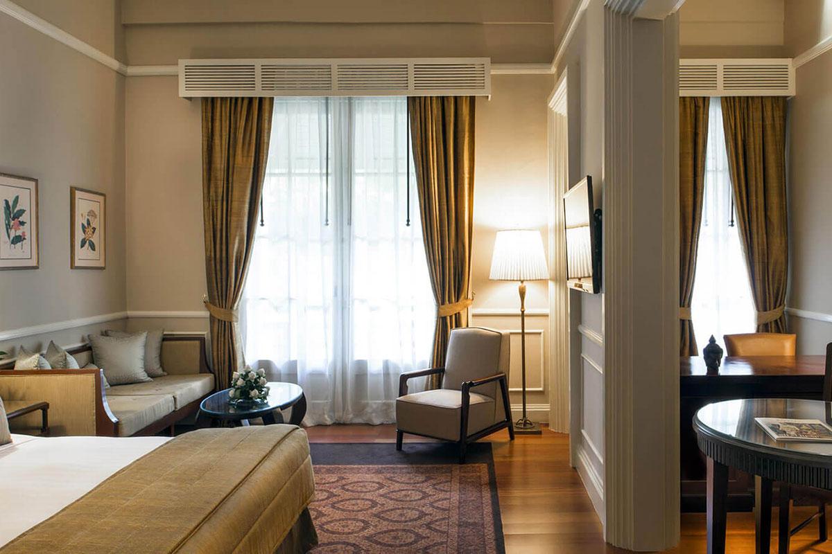 Raffles Hotel Le Royal. Luxusreisen