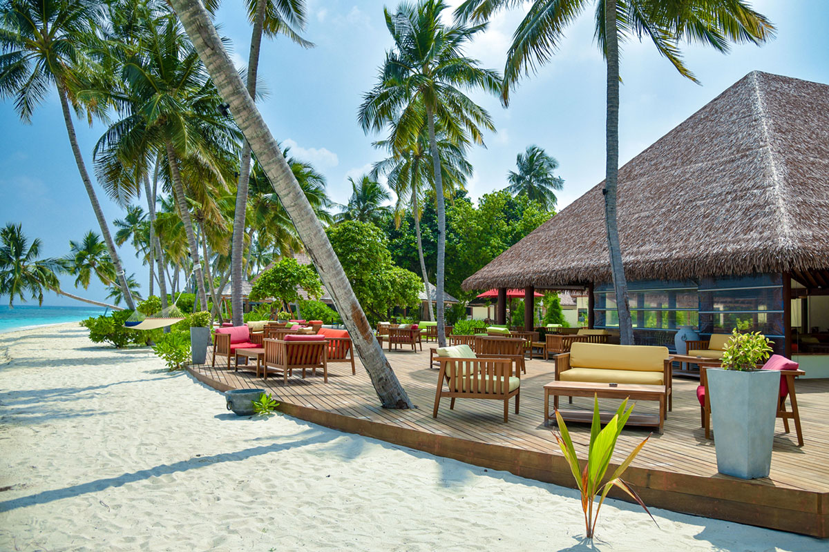 Reethi Faru Resort. Luxusreisen