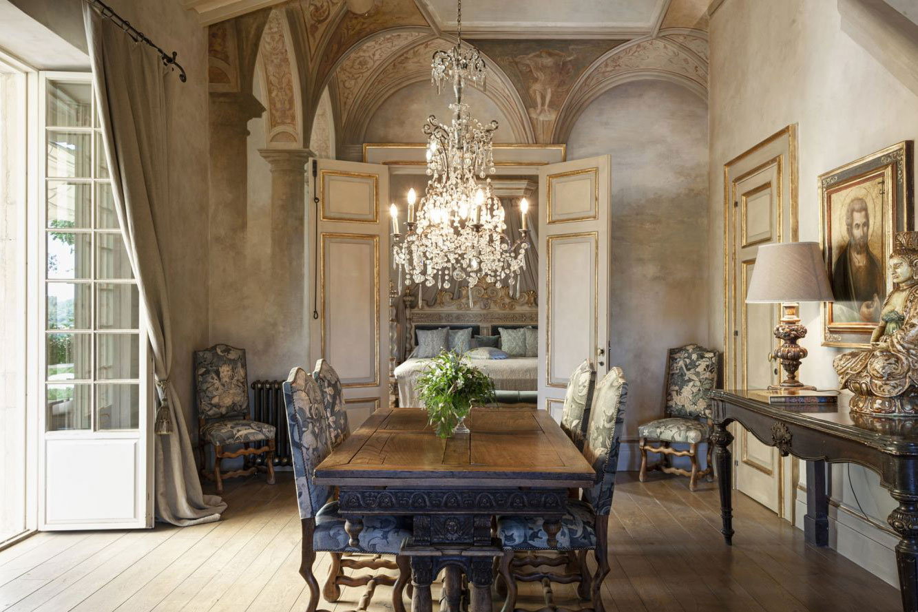Borgo San Pietro. Luxusreisen
