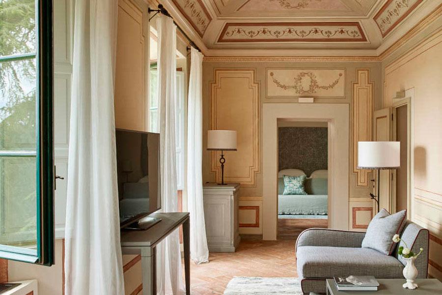 COMO Hotel Castello del Nero. Luxusreisen