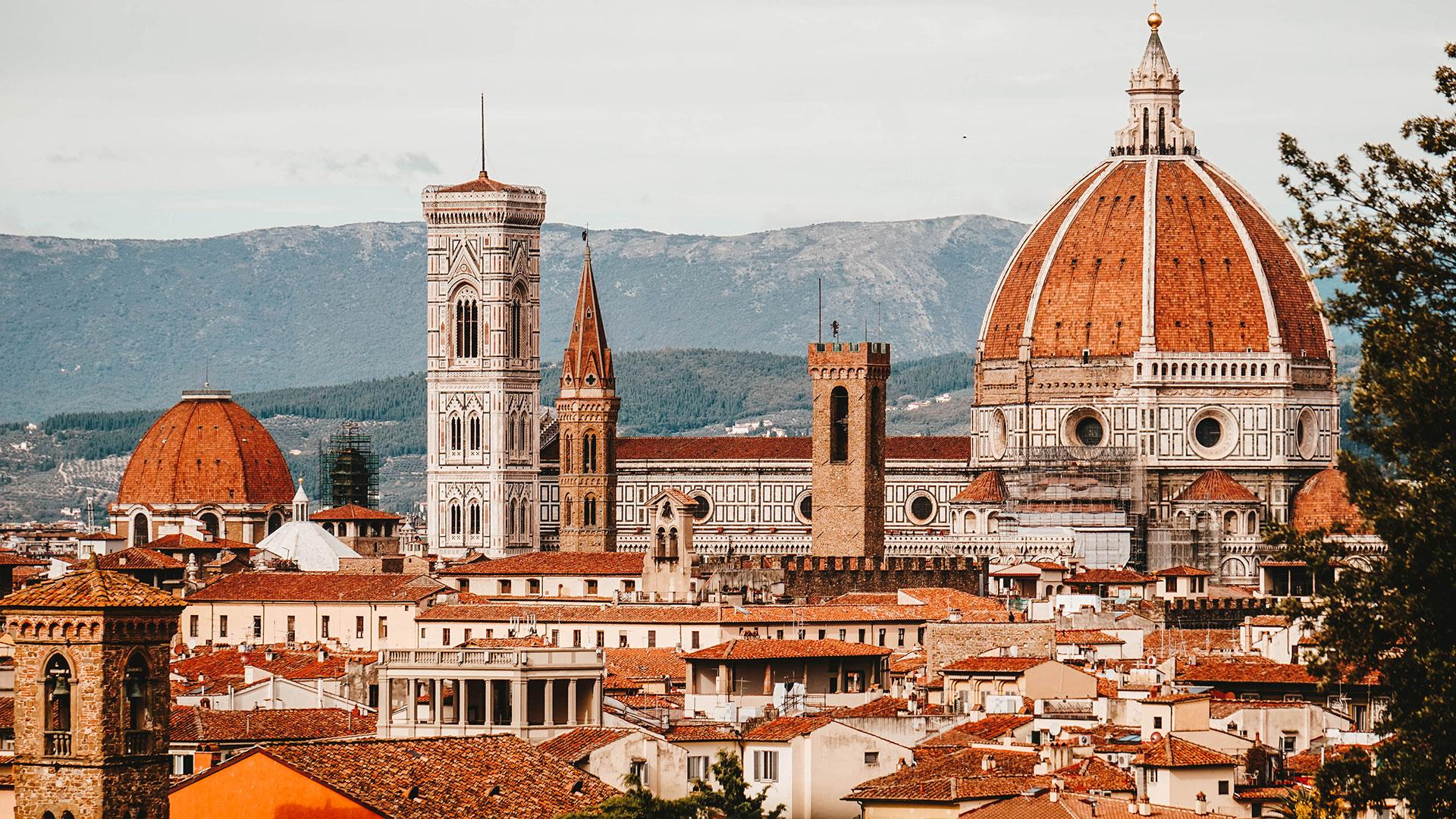 Toskana. Luxusreise
