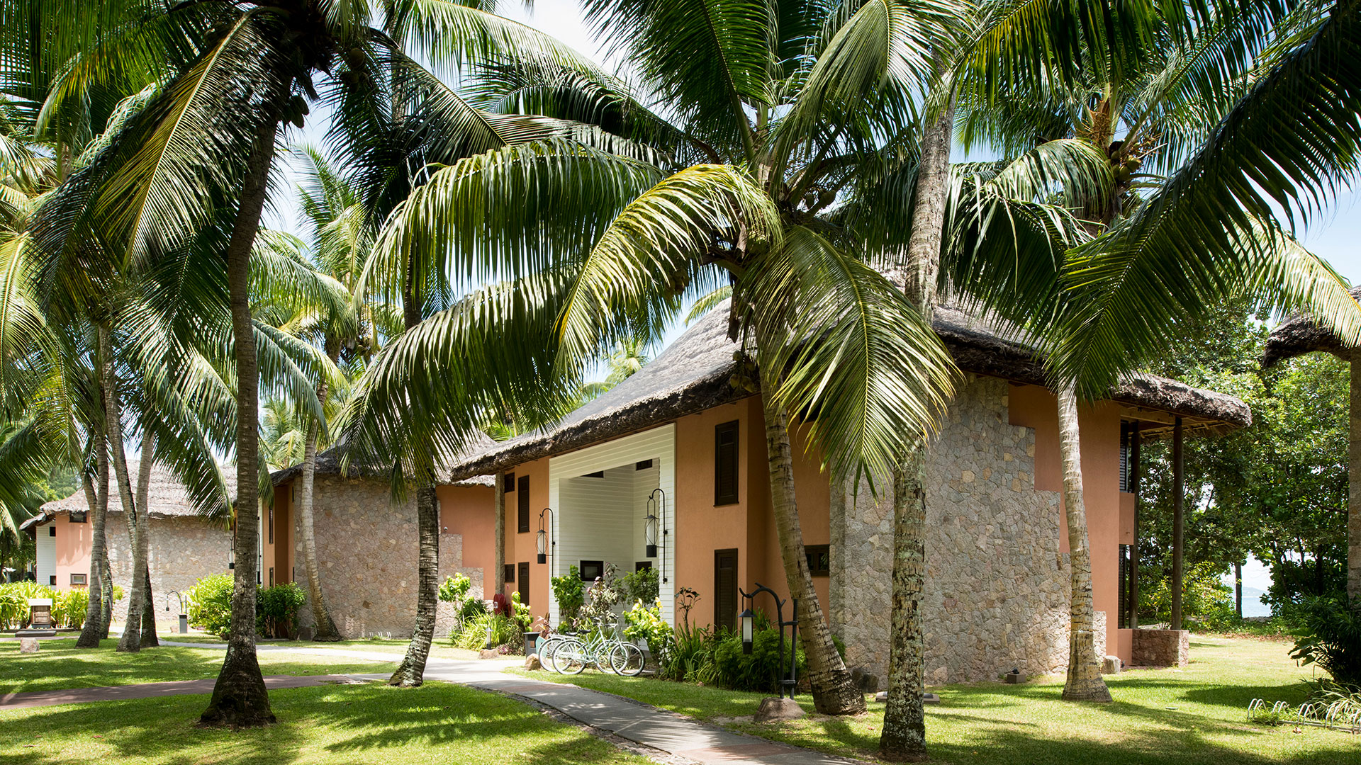 Constance Lemuria Resort. Luxusreisen