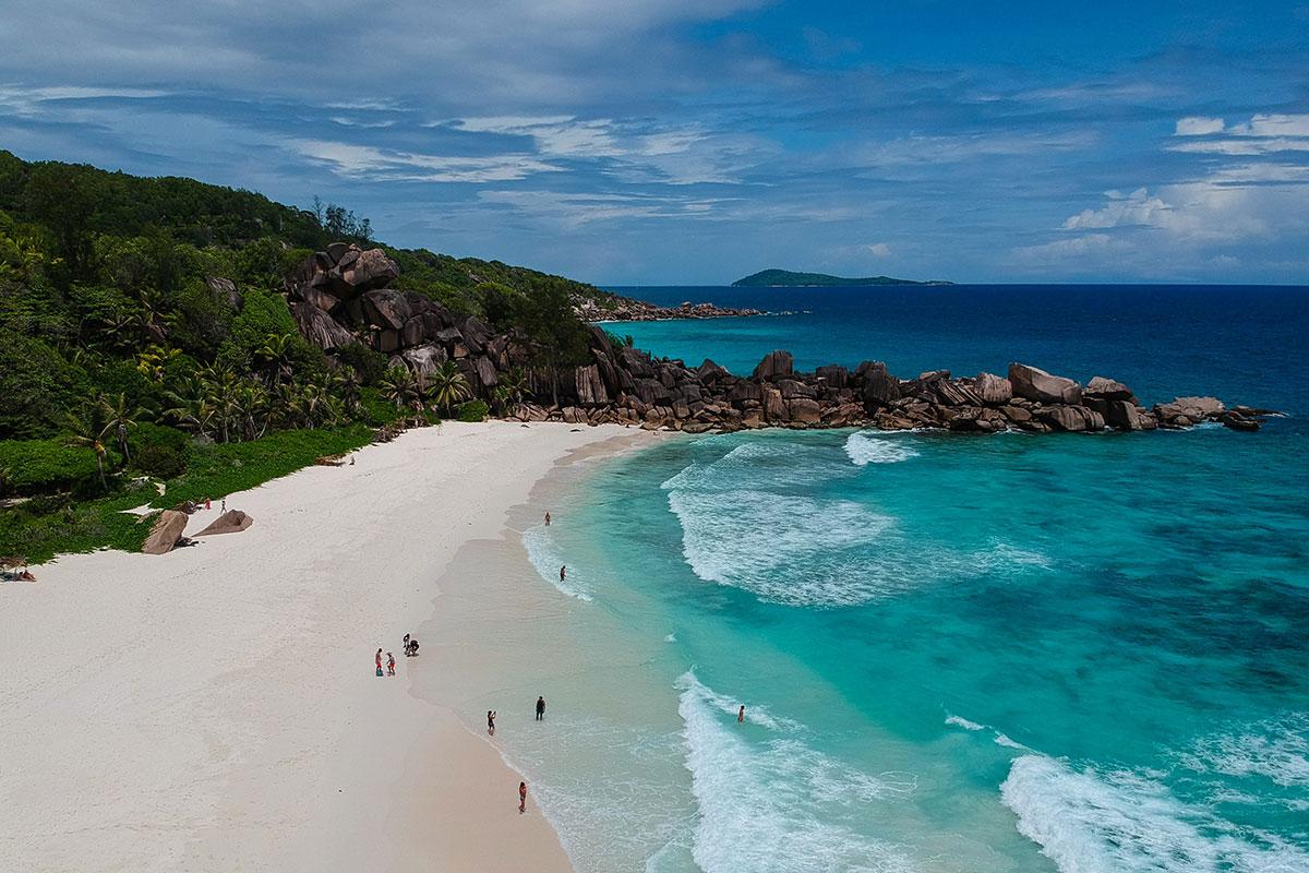 Traumurlaub Seychellen