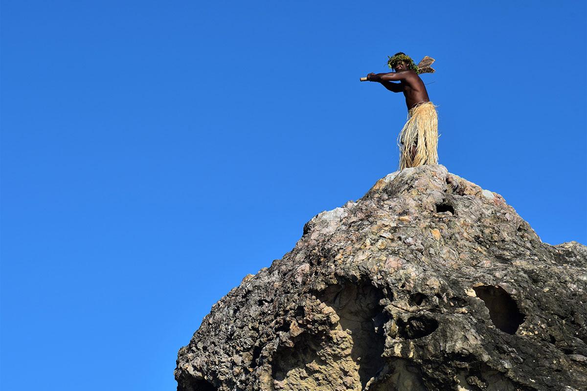 Kuata. Fidschi. Luxusreisen