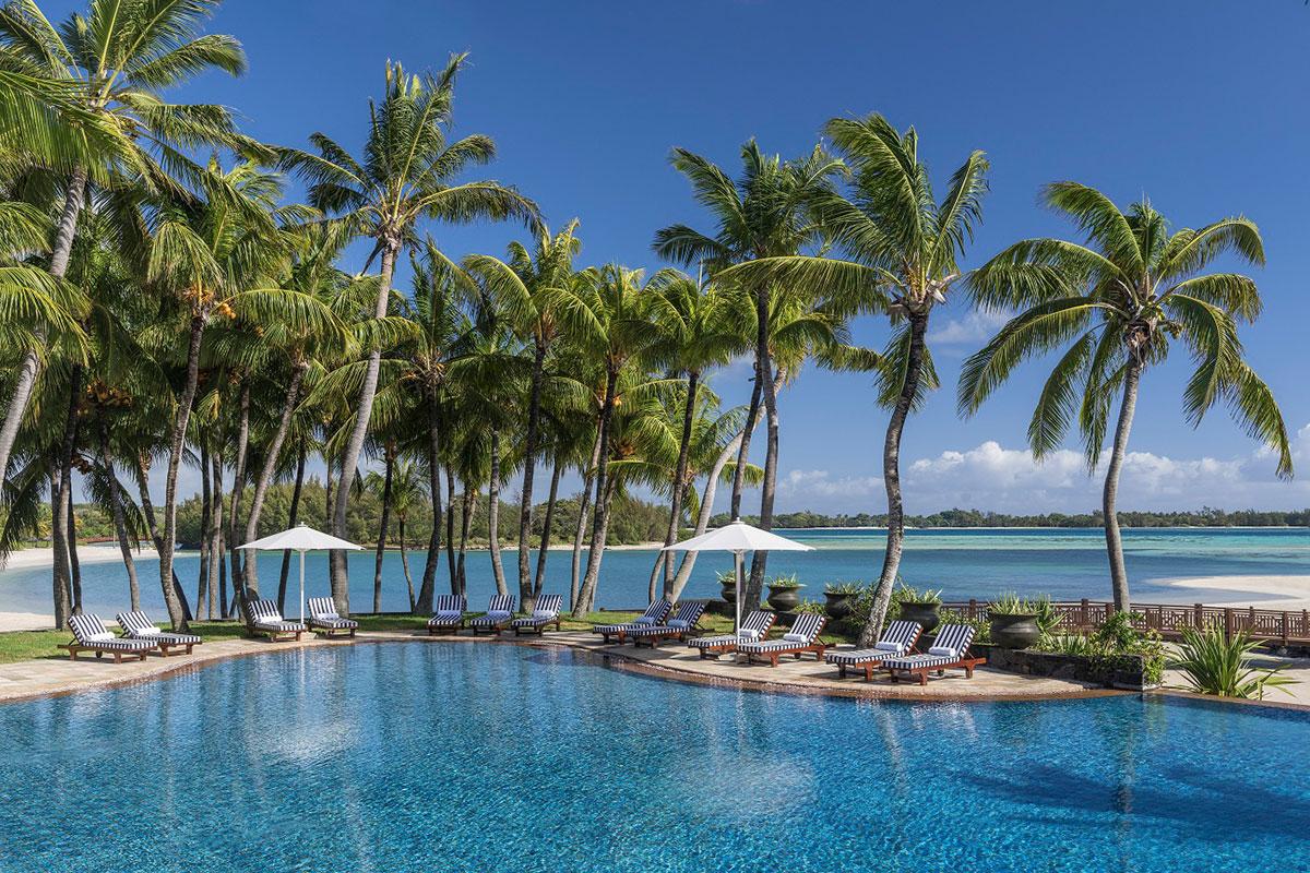 Shangri-La Le Touessrok Resort & Spa. Luxusreisen