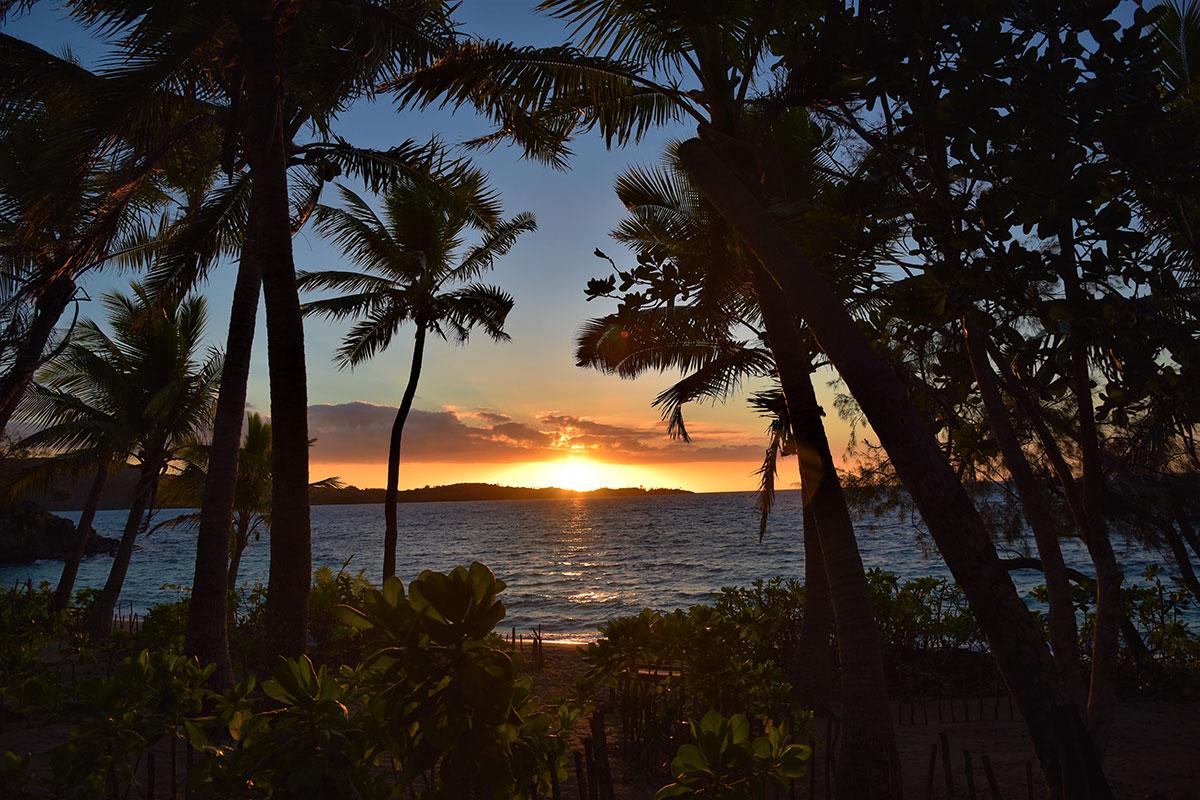 Fidschi. Luxusreisen
