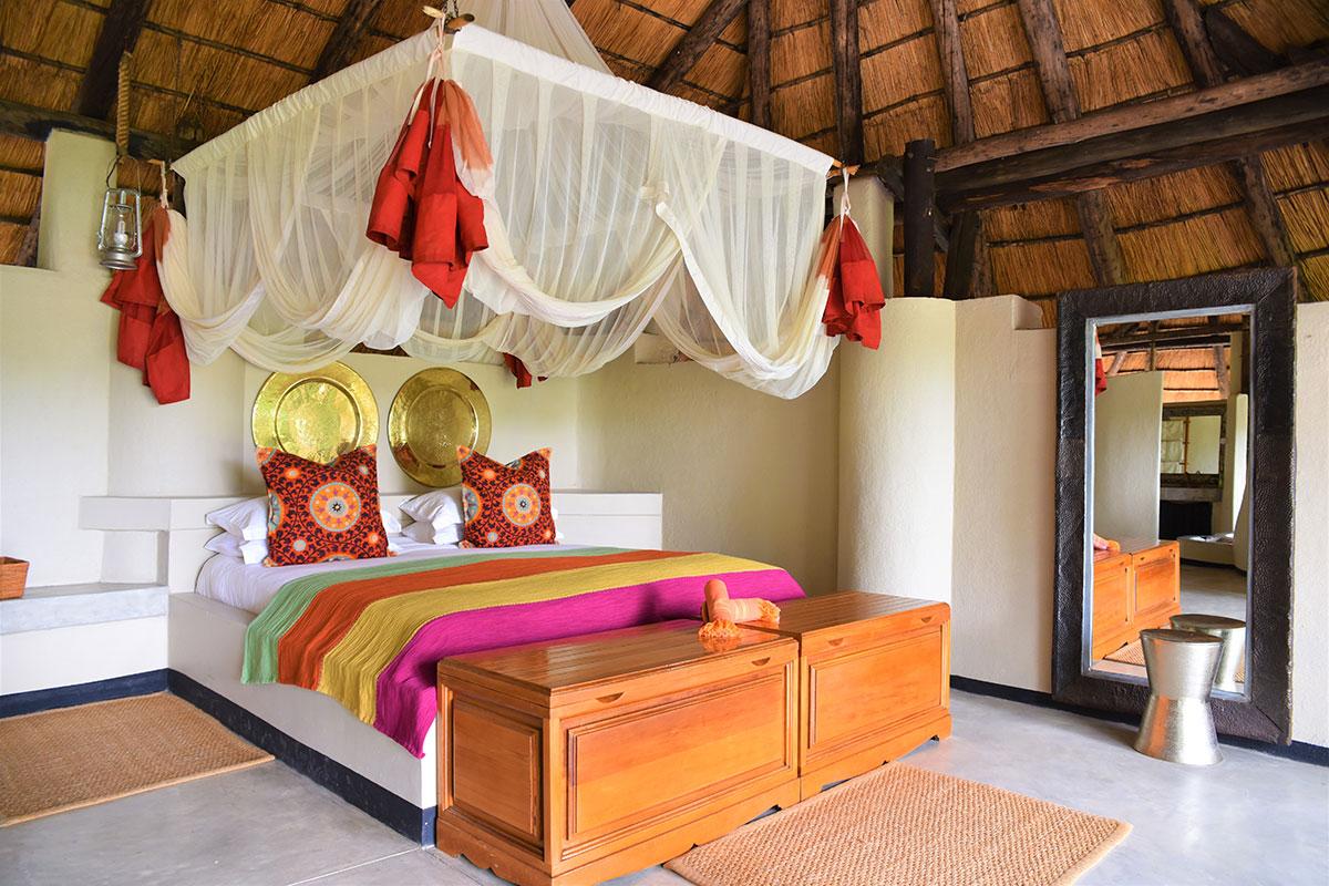 Sambia. Luxusreisen. Mfuwe Lodge