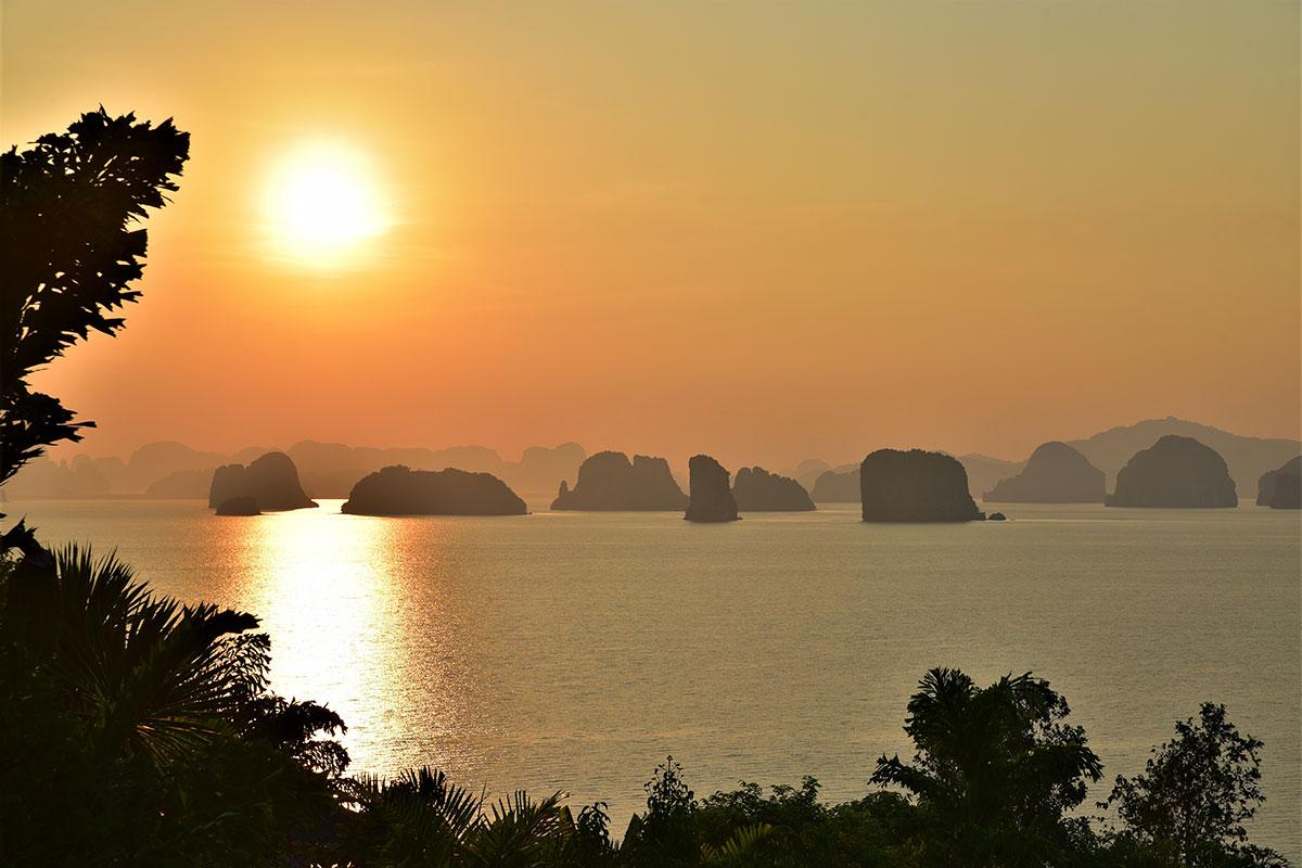 Thailand. Six Senses. Luxusreisen