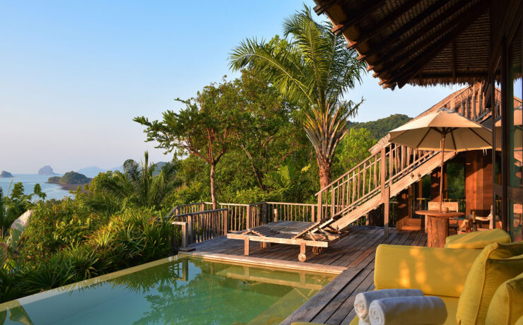 Thailand. Six Senses. Luxusreisen