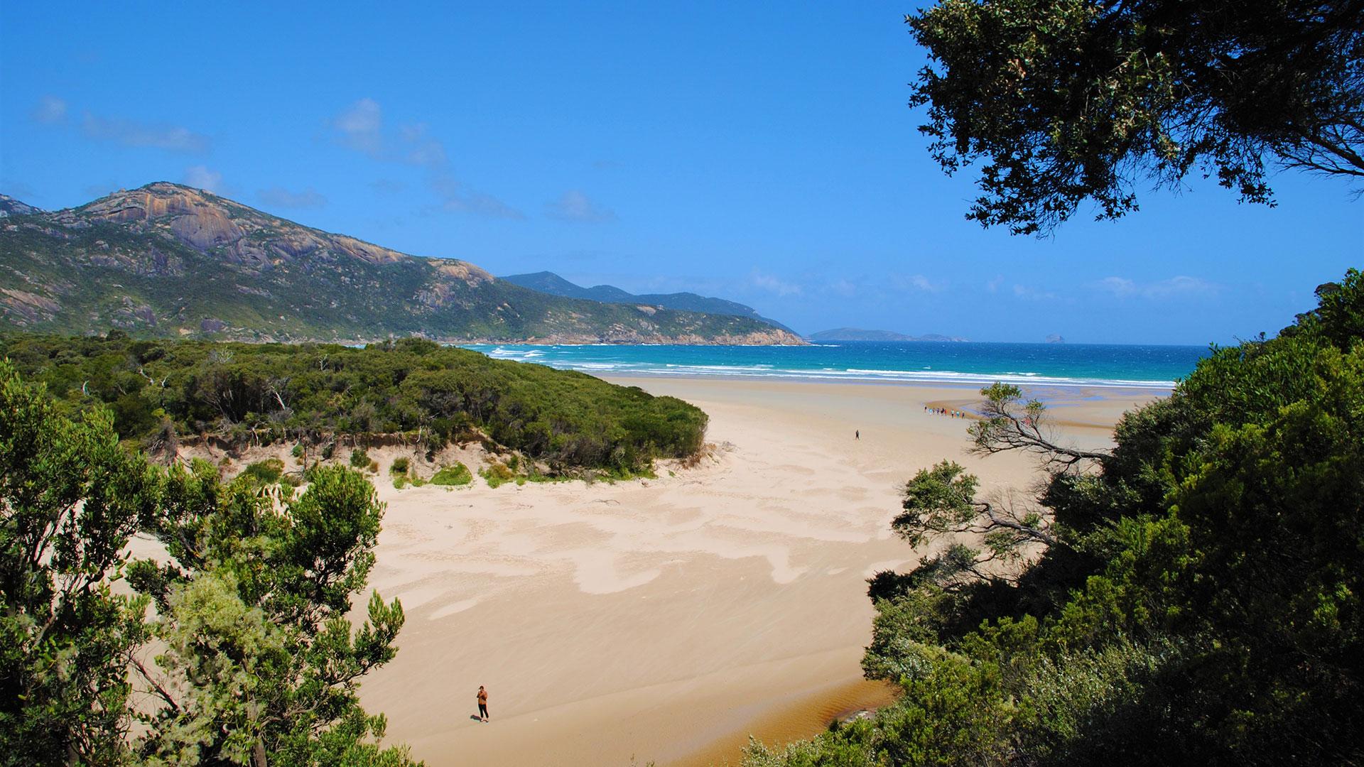 Sand- und Felsenstrände, Weinberge und Eukalyptuswälder: Luxusreisen Australien Victoria