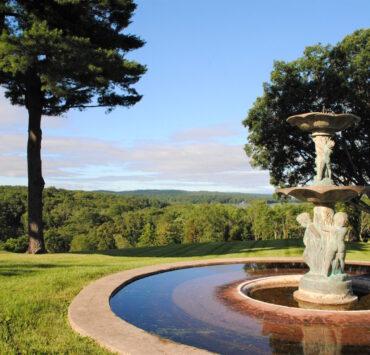 Aussicht Glenmere Mansion