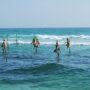 Sri Lanka Luxusreisen Stelzenfischer