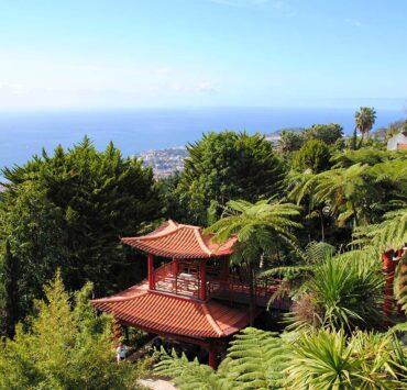 Luxusreisen Madeira