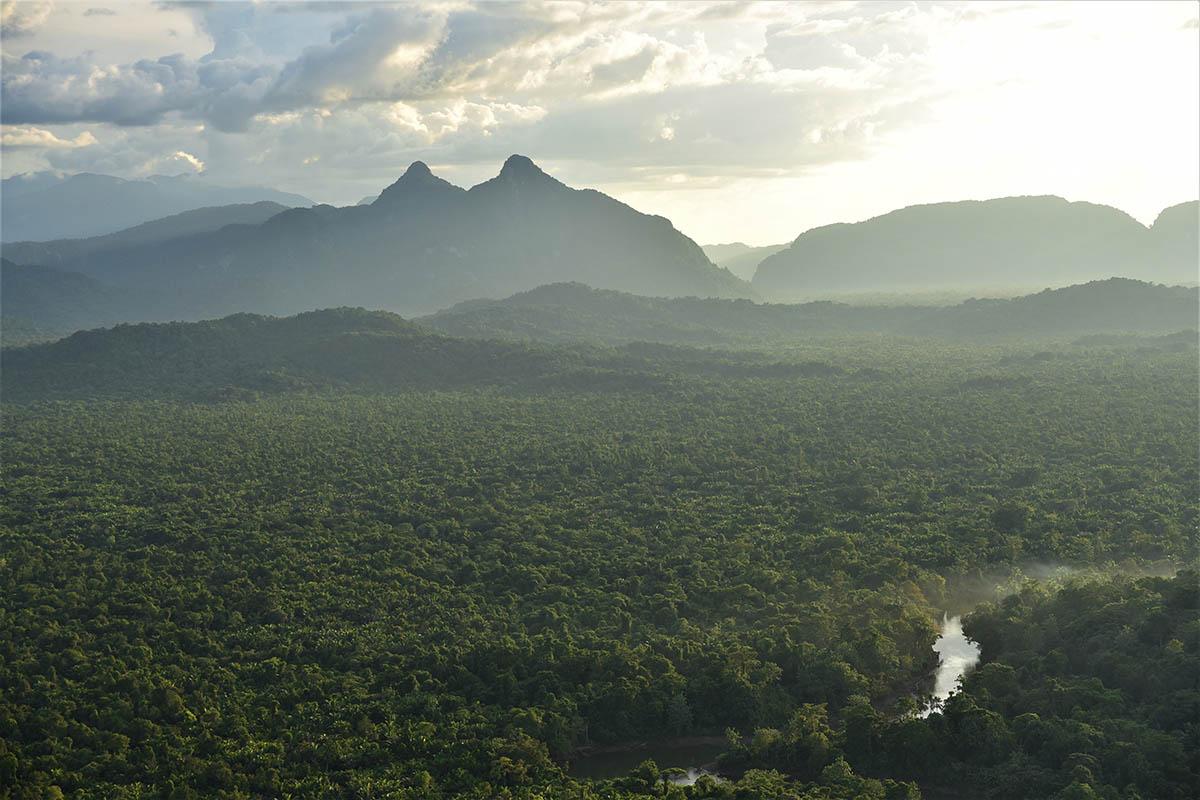Luxusreise Neuguinea
